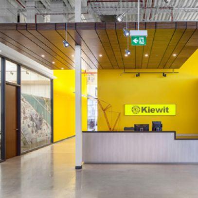 P. KIEWIT INFRASTRUCTURE CO. Commercial