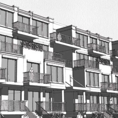 STUDENT RESIDENCE Multi-Unit Residential